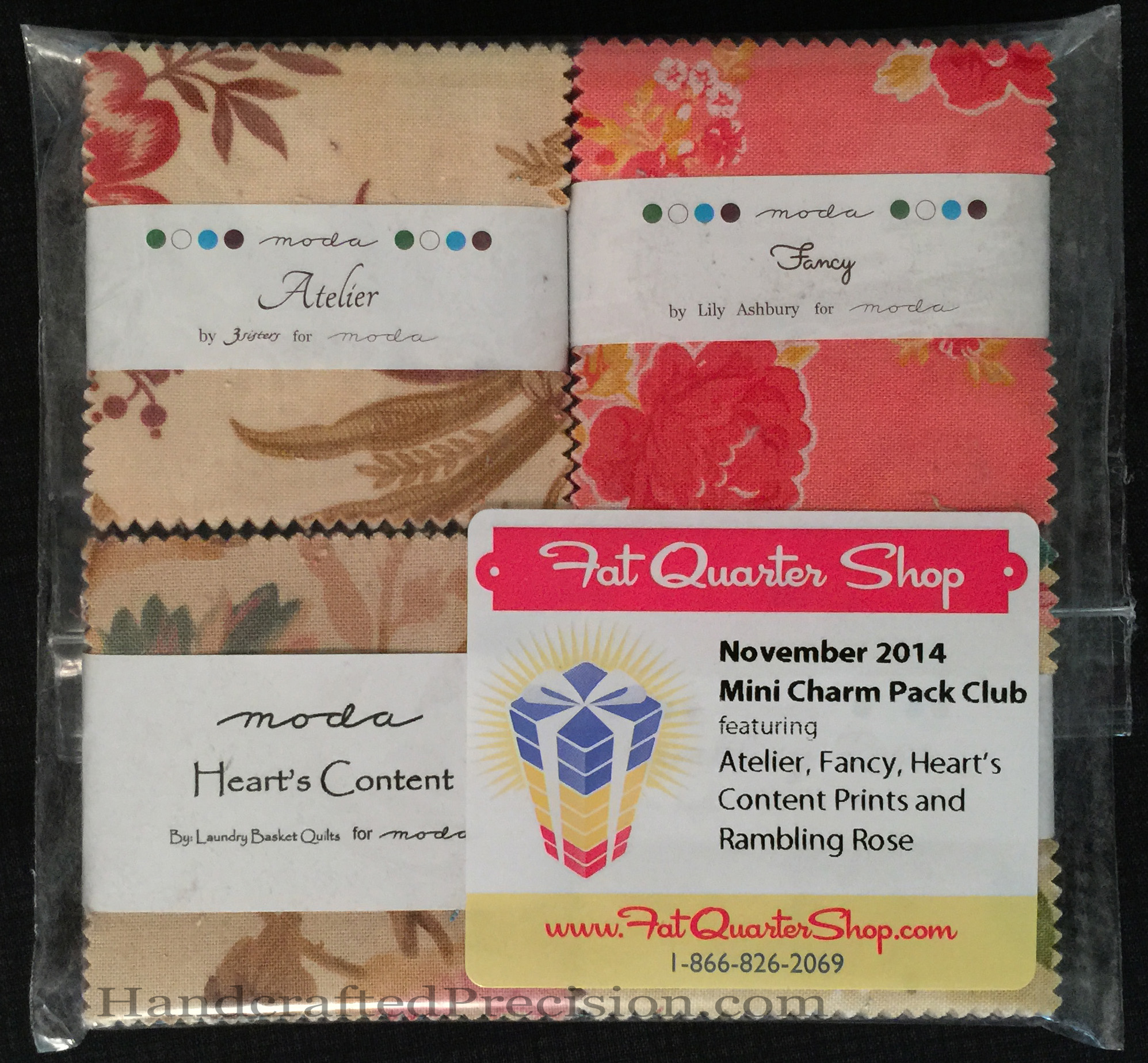 FQS Mini Charm Pack Club Nov 2014 WM