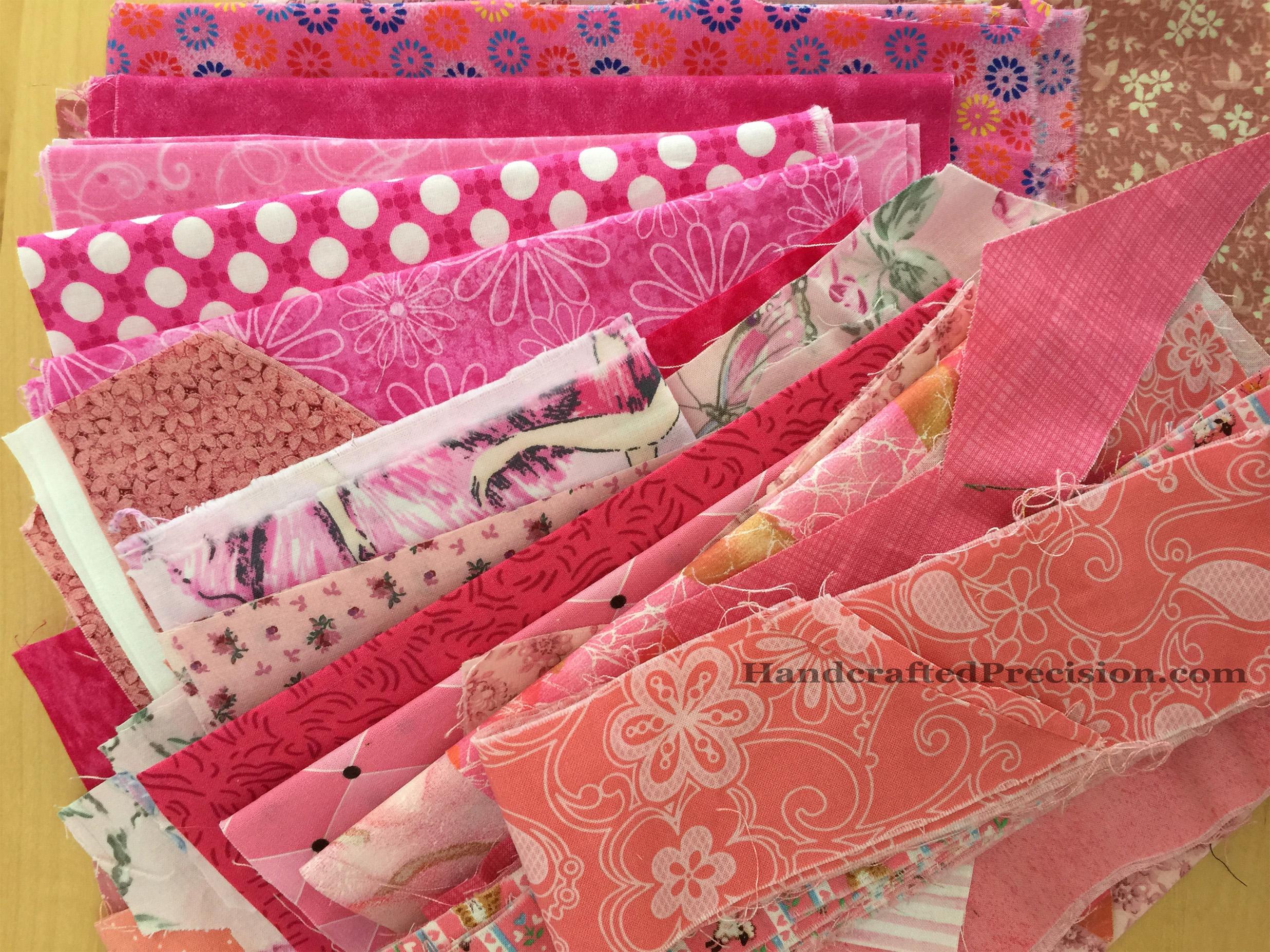 Pink Fabrics HP