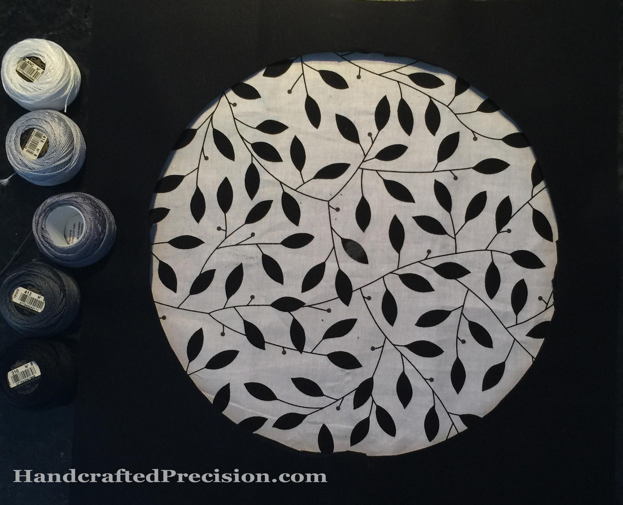 Circular Central Medallion HP